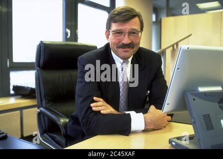 Dr. Hans-Joachim Körber - CEO of Metro AG - Stock Photo