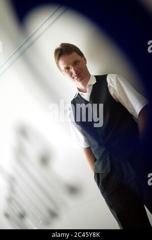 Manfred Klaus - Head of overture AG Germany - Stock Photo