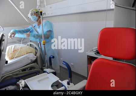 Emergency department - samu 80 - smur d'abbeville department of the somme (80)