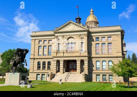 State Capitol,Cheyenne,Wyoming,USA