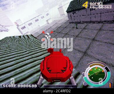 Ghost In The Shell Sony Playstation 1 Ps1 Psx Editorial Use Only Stock Photo Alamy