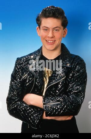Die Spielbude, Unterhaltungsshow, Deutschland 1982 - 1989, Gaststar: Kid Paul