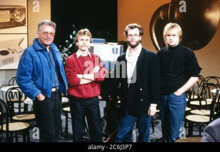 Die Spielbude, Unterhaltungsshow, Deutschland 1982 - 1989, Kamera und Regieteam