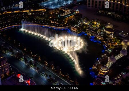 Las Vegas, NV, USA. 9th July, 2020. Aerial Views of The Las Vegas Strip in Las Vegas, NV on July 9, 2020. Credit: Erik Kabik Photography/Media Punch/Alamy Live News Stock Photo