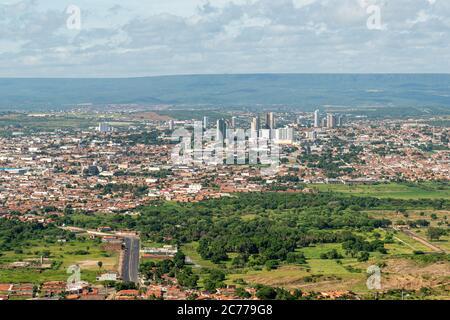 Juazeiro do Norte, Ceara, Brazil - Stock Photo