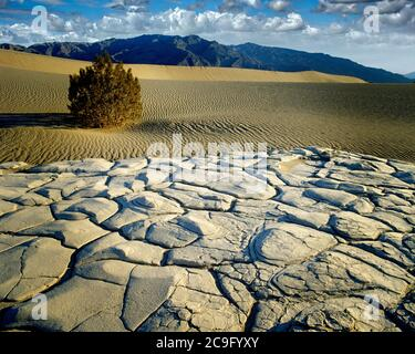 USA - CALIFORNIA: Death Valley National Park Stock Photo