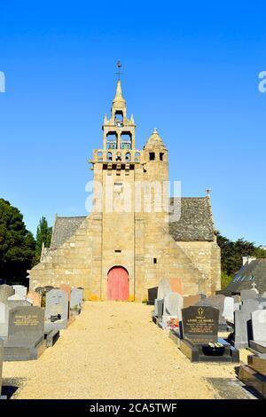 France, Cotes d'Armor, Locquemeau, Locquemeau Parish close