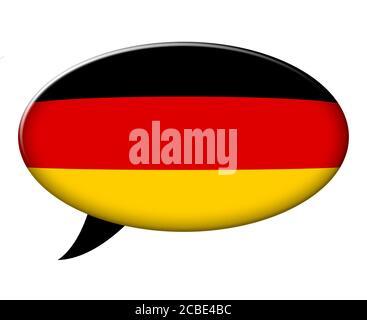 Do you speak German - Stock Photo
