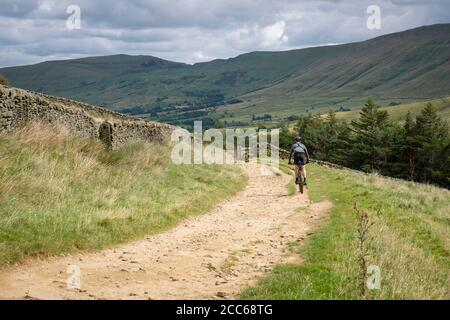 Edale in The Peak District National Park.