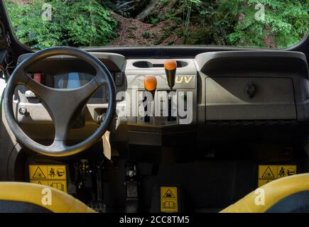 QUAD . 4X4 OFF-ROAD MOBILITY - Stock Photo