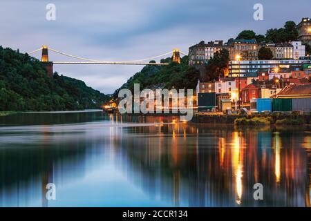 Clifton Suspension Bridge, Bristol, England, United Kingdom