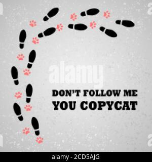 Stop Plagiarism, stealing and copying ideas and thoughts from original and authentic concepts