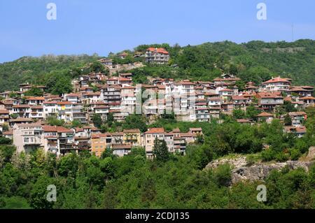 Veliko Tarnovo in May - Stock Photo