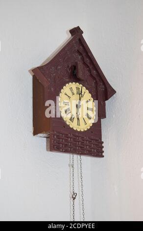 Antique vintage watches. Home Watch the beginning of the twentieth century - Stock Photo
