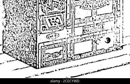 . Daily Colonist (1900-11-22). I a m McLaren Belting Co,PURE TAPED. Celtl Winter. We have the Stoves yen will require. We Iinve the largest stock of Air Tight Heaters.We have the best styles.We have tho chenpest prices.We have a new line of Coal Heater*.We attend to all orders promptly. fieo. Powell £ Co. GHEAPSIDE. 127 Govt St. IT*- ^ loitiotieiitiititiitttieet A German Social.—The German colonvgathered at Philharmonic hall last nightto be entertained by two visiting: com-pntriots, Carl Grube and wife. Therewas a large attendance of Teutons, andthey listened with marked attention tothe .short