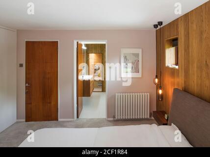 Home showcase interior bedroom