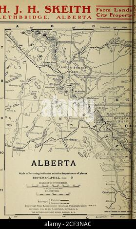 . Polk's real estate register and directory of the United States and Canada. For Index to Advertisers see page 14 H. J. H. SKEITH ??rm L.»d.LETHBRIDGE, ALBERTA City Property.