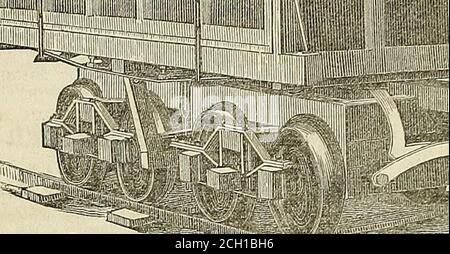 . Railroad record, and journal of commerce, banking, manufactures and statistics . - Stock Photo