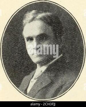 . Norsk lutherske prester i Amerika, 1843-1913 . 1910. - Stock Photo