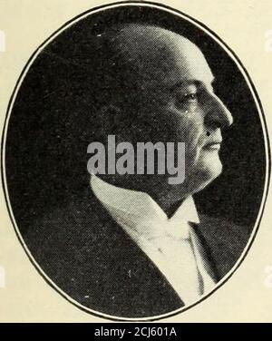 . Norsk lutherske prester i Amerika, 1843-1913 . 1912.. - Stock Photo