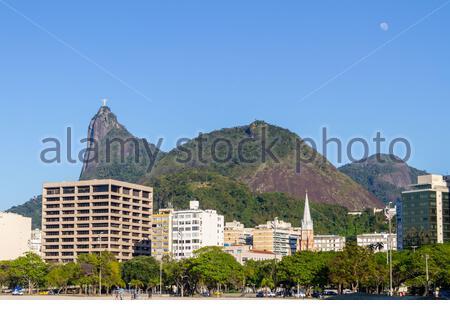 Botafogo cove in rio de janeiro Brazil. - Stock Photo