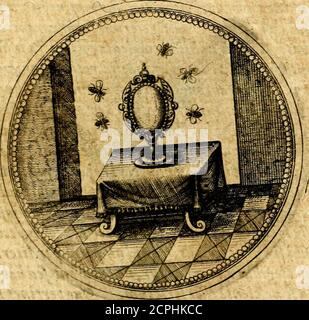 . Symbolorum et emblematum ... centuria una [-quatuor] . Rtbttstn adverftsfsfortls:nempe eaparv*Latts tftoirtuw>profteriwejruu ENU- To AfcH.CAMERARtl SlTMBOLORVM J & - Stock Photo
