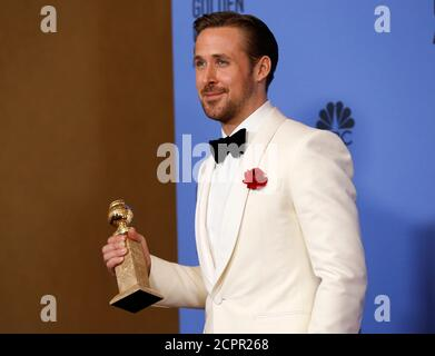Ryan Gosling holds the award for Best Performance by an ...