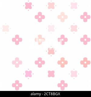 Ornament Seamless Vector Pattern - Repeating ornament for textile, wraping paper, fashion etc.