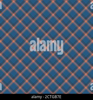Tartan plaid pattern background. Texture for plaid, tablecloths, clothes, shirts, dresses, paper, bedding, blankets, quilts and other textile products - Stock Photo