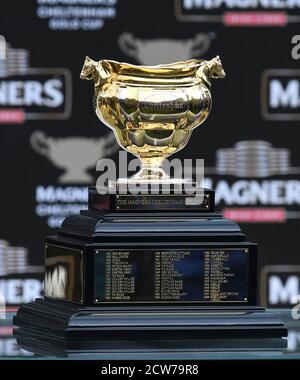 Cheltenham Festival 2019. U.K. The Cheltenham Gold Cup National Hunt Racing