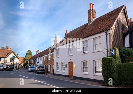 The Fat Duck Restaurant, Bray, Berkshire, England, GB, UK Stock Photo