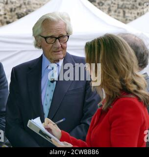 Michael Heseltine, Lord Heseltine, (born 1933), British politician and businessman. Heseltine served as a Conservative Member of Parliament from 1966 to 2001, and was a prominent figure in the governments of Margaret Thatcher and John Major, including serving as Deputy Prime Minister under the latter. - Stock Photo