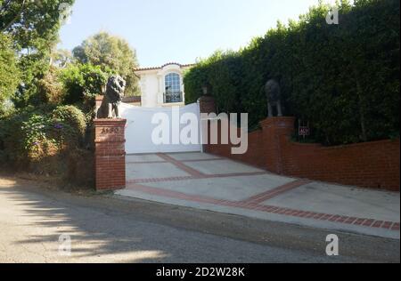Home House Mariah Carey Stock Photo Alamy