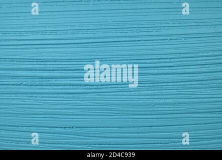 Blue ceramic background, macro photo of turquoise ceramic texture background for design