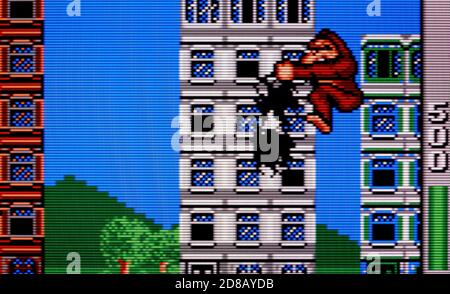 Rampage - Atari Lynx Videogame - Editorial use only - Stock Photo