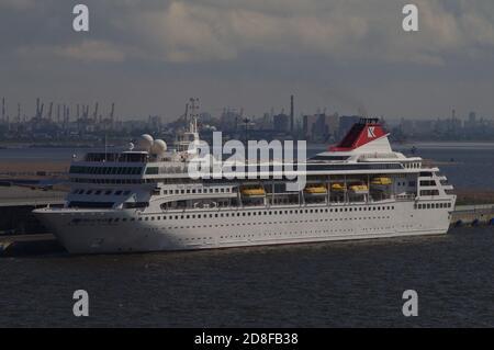 Fred Olsen Cruise Line Braemar, St Petersburg, Russia