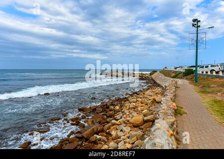 Mossel Bay Coastline on the Garden Route, Western Cape, South Africa