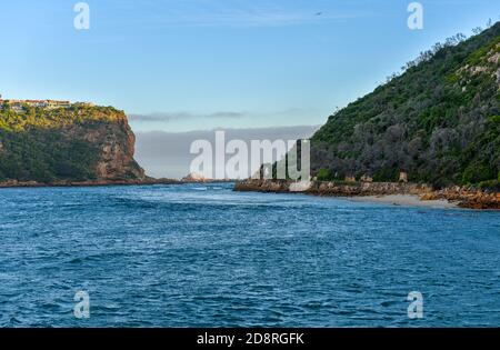 Knysna Heads in the Garden Route, South Africa is among the top attractions in the country