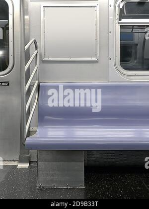 Subway detail in NYC