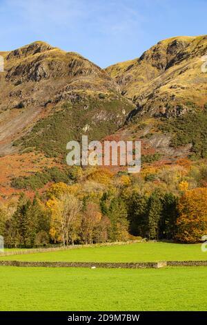 Bram Crag Lake District