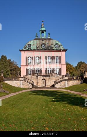 geography / travel, Germany, Saxony, Dresden, Fasanenschloesschen in the castle park Moritzburg, near , Additional-Rights-Clearance-Info-Not-Available