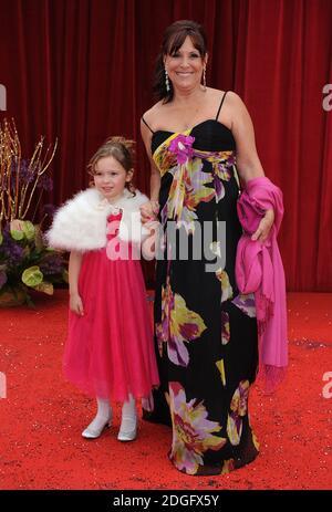 Diane Keen British Soap Awards Stock Photos & Diane Keen