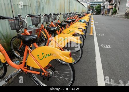 Taiwan Ubike system
