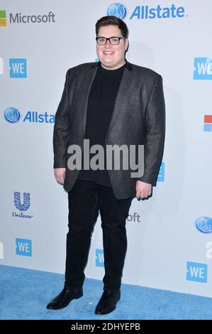 attends WE Day California at The Forum on April 7, 2016 in Inglewood, Los Angeles, CA, USA. Photo by Lionel Hahn/ABACAPRESS.COM Stock Photo