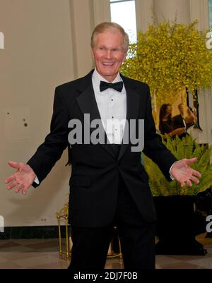 United States Senator Bill Nelson (Democrat of Florida) arrives for the State Dinner honoring Prime Minister Lee Hsien Loong of the Republic of Singapore at the White House in Washington, DC, USA, on Tuesday, August 2, 2016. Photo by Ron Sachs/Pool/ABACAPRESS.COM