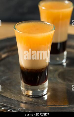 Boozy Layered B52 Shot Cocktail Ready to Drink