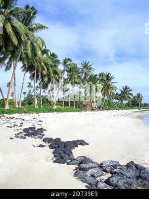 'Return to Paradise' Lefaga Beach, Upolu Island, Samoa