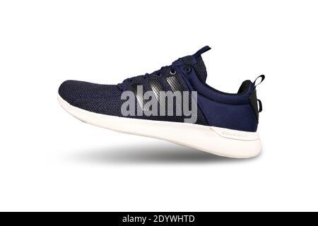 Samut Sakhon Thailand February 21, 2018 : Product shoot of Adidas ...