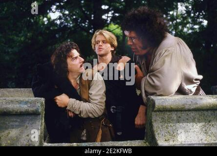 Mandy Patinkin, Cary Elwes, Andre the Giant, 'The Princess Bride' (1987) 20th Century Fox / File Reference # 34082-167THA