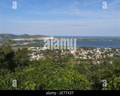 Vista Lagoa da Conceição -  Florianópolis SC Brazil